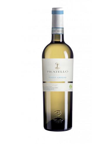 Pratello Pinot Grigio 2019 75cl 12%