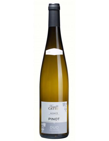 Cattin Blend Pinot Duo 2019 75cl 12,5%