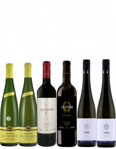 """Veinikast """"Uued veinid"""""""