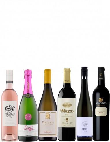 """Veinikast """"Premium veinid"""""""