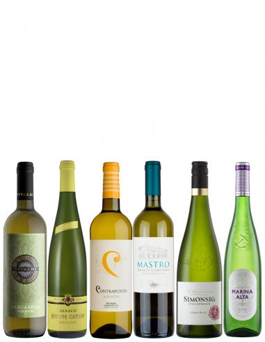 """Veinikast """"Suvised valged veinid"""""""