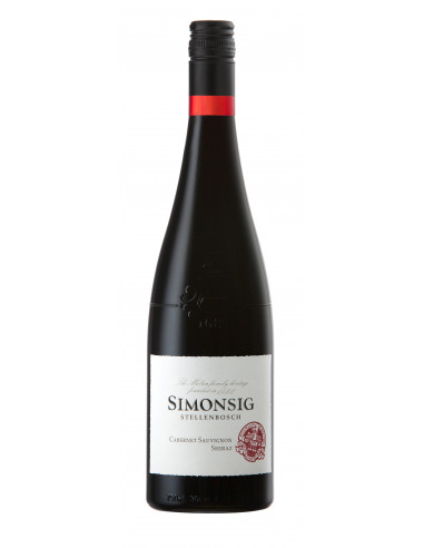 Simonsig Cabernet Sauvignon/Shiraz...