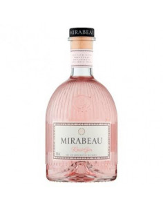 Mirabeau Dry Gin 70cl 43%