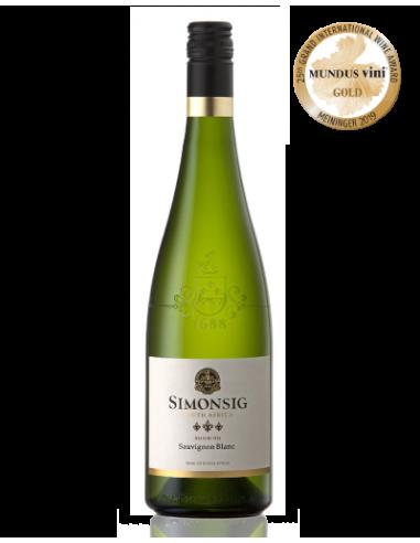 Simonsig Sunbird Sauvignon Blanc 2020...