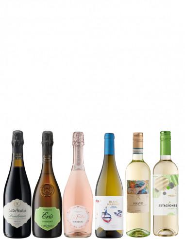 """Veinikast """"Suvised pikniku veinid"""""""