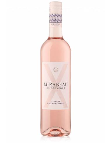 Mirabeau X Rose Coteaux 2019 75cl 12,5%